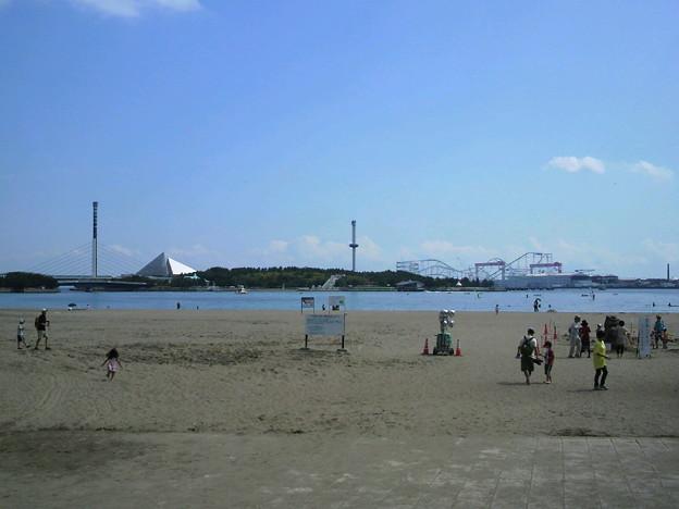 写真: 八景島