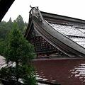 Photos: 100511奥の院 342屋根