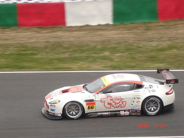 triple a Vantage GT2 2010スーパーGT Rd1鈴鹿