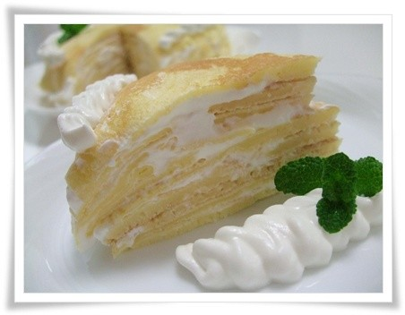 ホット ケーキ ミックス で クレープ