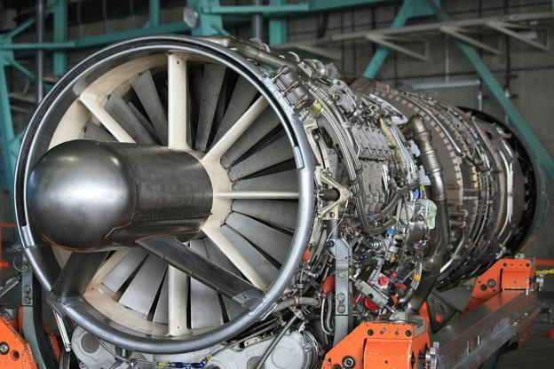 Photos: F-4EJ改 エンジン J79-IHI-17 IMG_8202