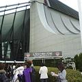 写真: T0010066-代々木第一体育館前