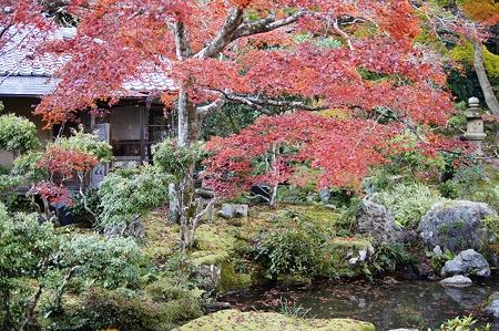 実相院庭園