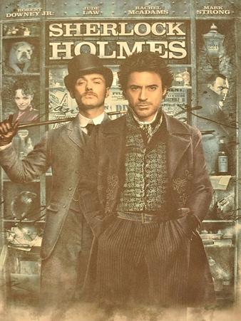 シャーロック・ホームズ。