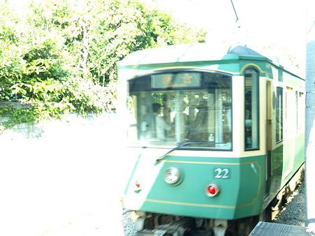 由比ヶ浜駅2