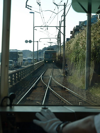 江ノ電車窓23