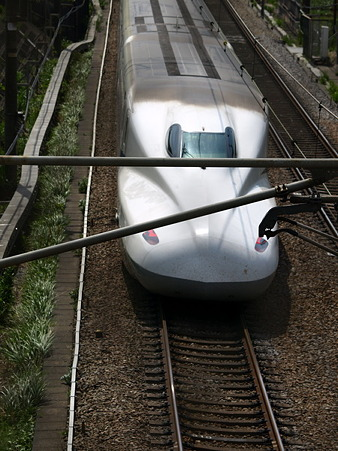 N700系(新横浜→小田原間)4