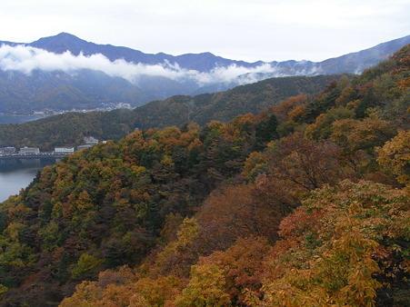 カチカチ山ロープウェイの景色8