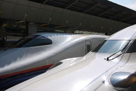 2010.09.10 東京駅 21番ホーム11:20
