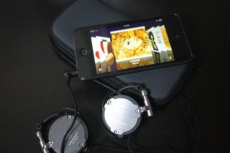 2010.11.08 机 iPod touch 音楽