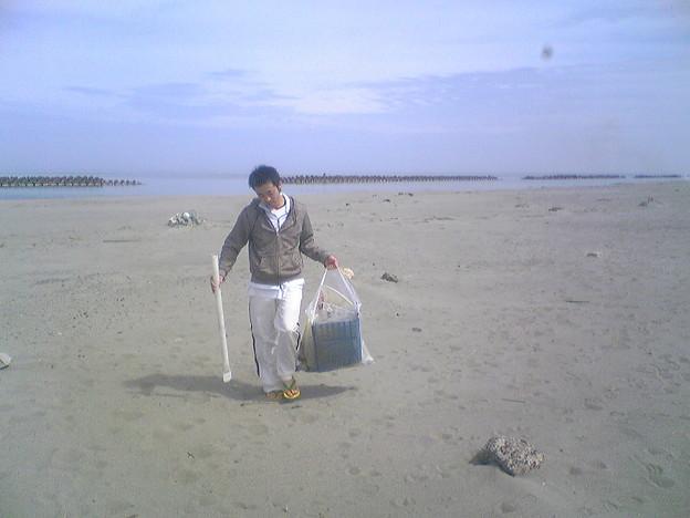 写真: 小針浜ビーチクリーン (6)