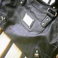 写真: 109で買ったバッグ。歳のことは言うな。