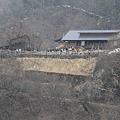 写真: 100316-28白川郷・展望台を望む
