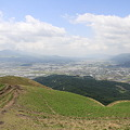 写真: 100512-35大観峰からの180度3