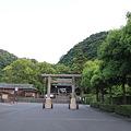 写真: 100516-9鶴嶺神社1