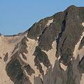 写真: 100722-26穂高連峰と槍ヶ岳(14/30)
