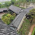 Photos: 110511-107高知城・天守高欄から