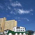 Photos: 越後湯沢の空