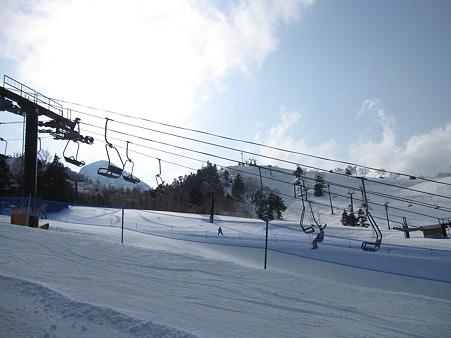 スキー教室 019