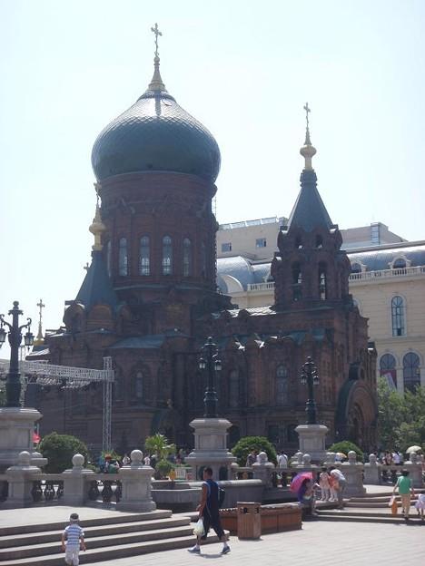 ハルビン・聖ソフィア大聖堂