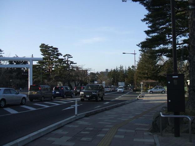 国道49号 - 開成山 - 1