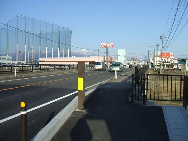 国道49号 - 鶴沼橋