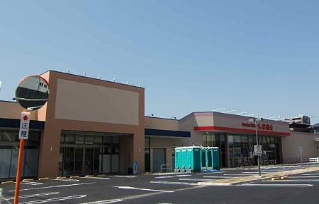 しまむら則武店 B&Dドラッグストア則武店 平成22年4月 まもなく開業予定 店舗完成-220324-3