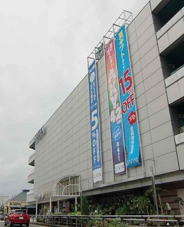 the mall KASUGAI-220627-2