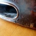 燗銅壺 水漏れ箇所