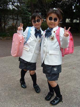 入学式 一年生が嬉しいね