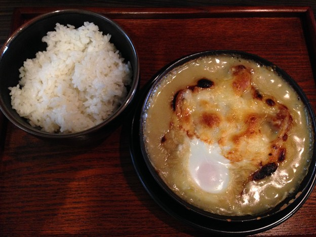 白カレーの店 1/f ゆらぎ(豊島区高田)