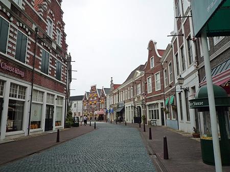 ハウステンボス(4)ニュースタッドの町並み
