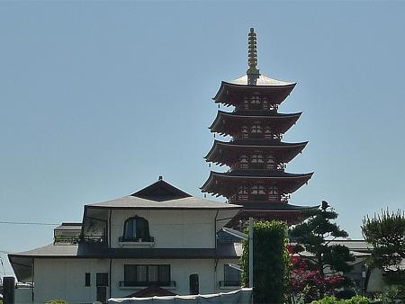 唐人町~大仏 大圓寺(1)