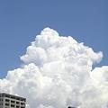 Photos: もくもく入道雲