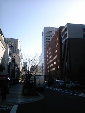 秋葉原ローソンそば(1)