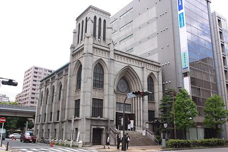 横浜指路教会(1)