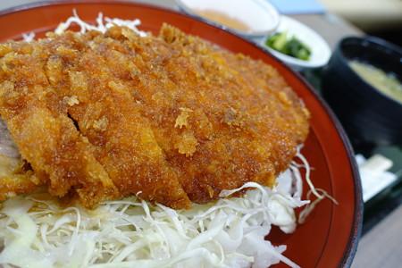 南部豚ソースかつ丼(中央道【上り】・駒ヶ岳SA)