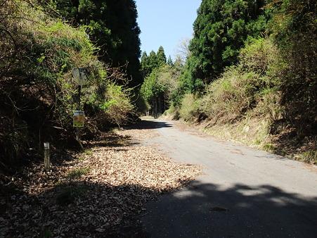 R372旧道・天引峠