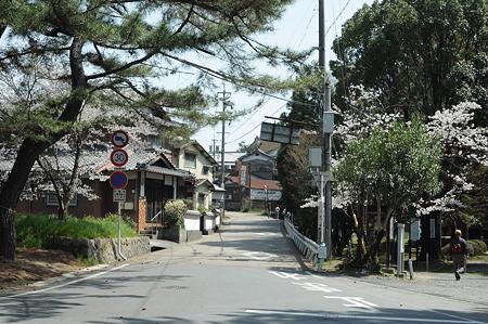 三重県伊賀市:大和街道・4