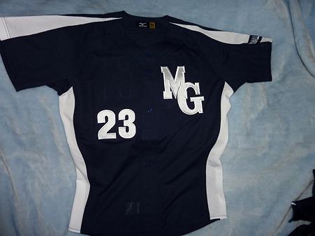 2010年以降のMGユニフォーム