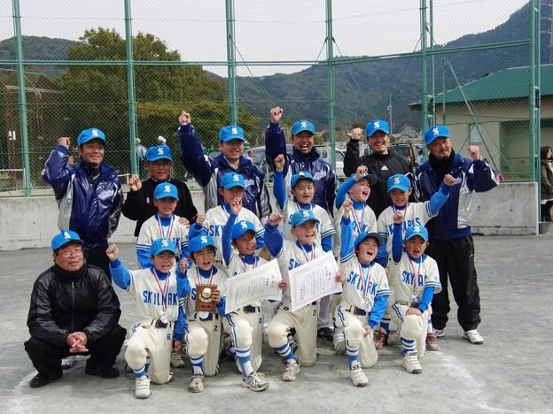 Photos: CIMG1427:準優勝 高師スカイラークスA