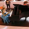 カエルのピアニスト