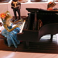 Photos: カエルのピアニスト