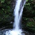 女滝の滝壺