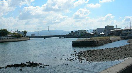 三原川河口9